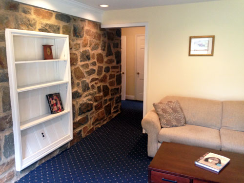Stone Built-Ins